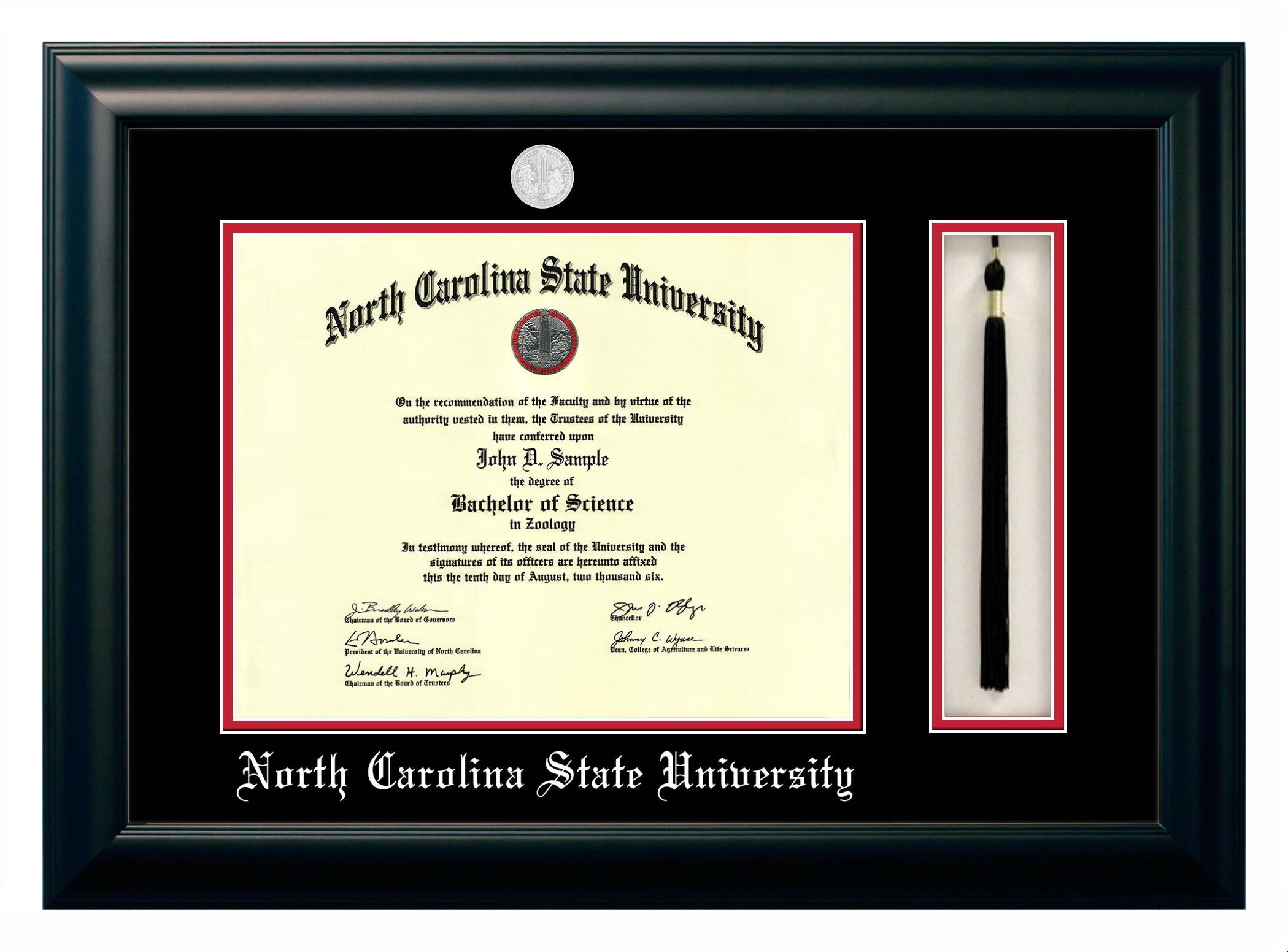 North Carolina State University | Custom Diploma Frames | University ...